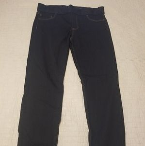 Liverpool Denim Legging. Size 14.